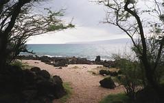 Nikon L35AF (Meagan Rochelle Ranes) Tags: nikon nikonl35af l35af maui hawaii coast film grain 35mm lofi lowfidelity analog landscape ocean sea beach c41 atmosphere elemental memory