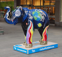 2016_08_1299 (petermit2) Tags: interstelephant aimeeandjoshwilliams aimeewilliams joshwilliams herdofsheffield elephant childrenshospitalcharity childrenscharity charity sheffield southyorkshire