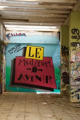 The better Futur (Hyprated) Tags: better futur tags canon 5d markii 24105 is usm athenes street art francais peinture contestation graffiti