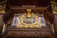 """Berliner Dom """"Des Herrn Wort bleibet ewiglich"""" (kevin.hackert) Tags: berlin berlinerdom domkirche mitte museumsinsel oberpfarrkirche spreeinsel stadtmitte ev evangelisch"""