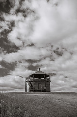 Observation tower (coneslayer) Tags: sigma1020mmf456exdc laurelhillstatepark pennsylvania unitedstates
