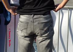 jeansbutt10939 (Tommy Berlin) Tags: men jeans butt ass ars
