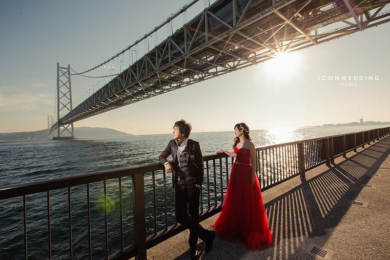 花見小路,哲學之道,海外婚紗,京都婚紗,神戶大橋