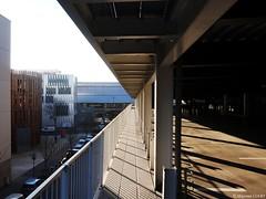 Parking des Machines (Maxime Gury) Tags: architecture architektur architettura arquitectura building buildings le nantes ledenantes parking acier machines lumire