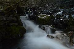 Arthurs pass waterfall