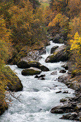 Rapids at Elvsaeter (Kaptens) Tags: norway rapids waterfall norge objects vattenfall outdoor elvesaeter fors