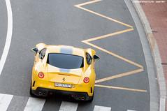 599 GTO (Gaetan | www.carbonphoto.fr) Tags: ferrari 599 gto supercar hypercar car coche auto automotive fast speed exotic luxury great incredible worldcars carbonphoto monaco monte carlo