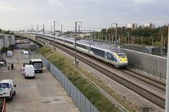 Eurostar 374 021 (samkiller42) Tags: trains train railway railroad rail rails rainham hs1 highspeed1 eurostar