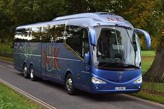 LT15NKT  Nigel & Kim Tours, Westbury (highlandreiver) Tags: lt15nkt lt15 nkt nigel and kims nk tours westbury wiltshire irizar i6 bus coach coaches carlisle bitts park cumbria