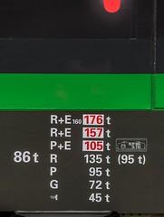 0232_2016_10_04_Wanne_Eickel_wf_ELOC_6193_274_TXLOGISTIC (ruhrpott.sprinter) Tags: ruhrpott sprinter deutschland germany nrw ruhrgebiet gelsenkirchen lokomotive locomotives eisenbahn railroad zug train rail reisezug passenger gter cargo freight fret diesel ellok dampf wanne eickel wanneeickel wf atlu dispo eiffage ell mrcedispolok txlogistik es64u2 es64f4 182 185 189 193 6182 6185 6189 6193 bosporussprinter liebherr zweiwegebagger railroadunit outdoor logo natur graffiti