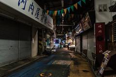 Hakata3_01 (Sakak_Flickr) Tags: hakata fukuoka shotengai shoppingarcade market earlymorning