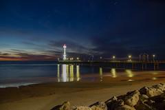 Brighton Jetty 1 (johnwilliamson4) Tags: adelaide blend brighton clouds jetty longexposure night sky southauatralia southaustralia australia