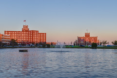 Sunset Lake (seanbeebe_photo) Tags: sunsetlake asburypark conventionhall berkeleyoceanfront