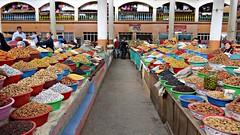 Inside Panjshanbe Bazaar (h0n3yb33z) Tags: tajikistan khujand silkroad