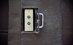 Keyed Panel (Orbmiser) Tags: winter oregon portland nikon panel elevator keyed d90 55200vr
