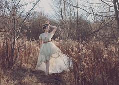 sweet fields (aleah michele) Tags: flowers light field golden dance soft dress bright sweet caramel fairy faerie goldenhour fae aleahmichele aleahmichelephotography