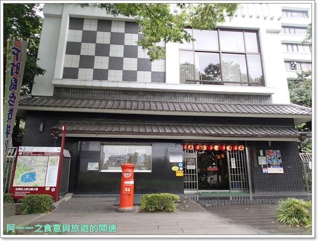 東京自助旅遊上野公園不忍池下町風俗資料館image038