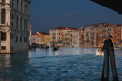 Venice 16 (___Oscar___) Tags: city venice urban italy water architecture contrast canon landscape eos photo ancient europe shoot italia perspective picture 1855 venezia 70d lovelycity