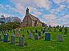 Farlam – St Thomas a Becket's Church near Brampton in HDR