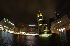 KevinKevkoAndres_November2014_146 (Kevin Kevko Andres) Tags: city fish eye architecture night canon out eos long exposure nacht frankfurt cam architektur 8mm langzeitbelichtung 50d minadax