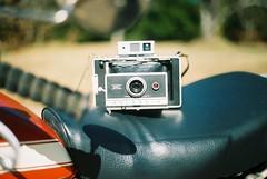 (RichardGlenSailors) Tags: camera film canon polaroid kodak ae1 400 automatic land suzuki portra 250 savage ts250