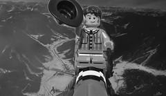Dr Strangelove (LegoSamBo) Tags: chibi bomb drstrangelove yeehaa