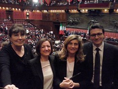 Roma, Camera dei Deputati, 3/02/2015, Giuramento del Presidente della Repubblica