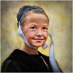Le Croisty - Morbihan - Aot 2014 (Philippe Hernot) Tags: portrait france costume traditions bretagne kodachrome morbihan 56 coiffe bretonne lecroisty costumebreton philippehernot pourleth pourleth2cvclub