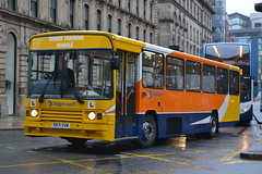 Stagecoach Manchester Driver Trainer 20971 R971XVM (Will Swain) Tags: city uk travel england west bus buses manchester december britain centre north transport driver greater 23rd trainer stagecoach 2014 20971 r971xvm