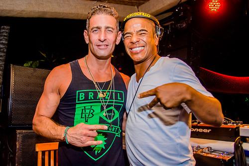 Jeffrey Jah e DJ Erick Morillo