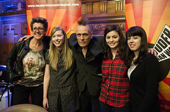 LOUDER THAN WORDS FESTIVAL 2015 (Mudkiss) Tags: manchester johnrobb palacehotelmanchester louderthanwords jilladams louderthanwordsfestival