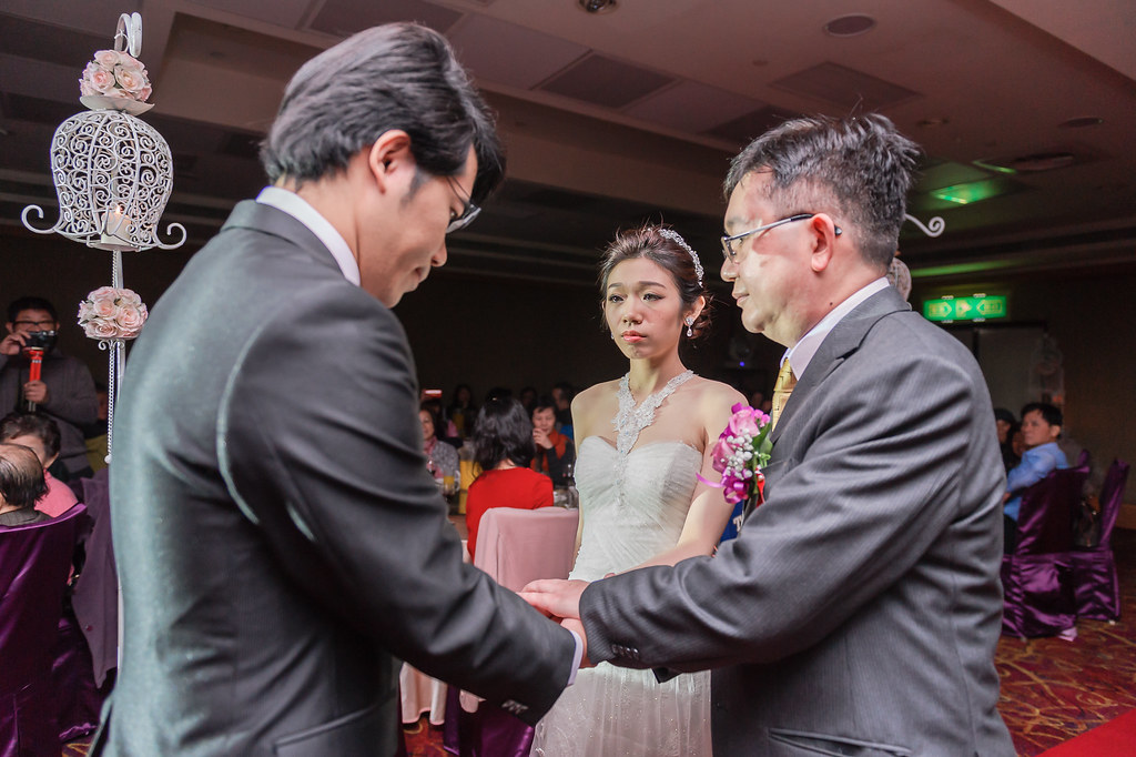 婚禮紀錄 台北婚攝 崇名 玠人 結婚囍宴 徐州路2號