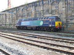 57304 18/07/2014 Carlisle (fergusabraham) Tags: directrailservices class57 57304 drs carlisle