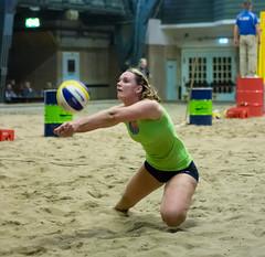 PC273085 (roel.ubels) Tags: beach sport beachvolleyball volleyball aalsmeer volleybal thebeach nk 2014 beachvolleybal topsport kwalificatie