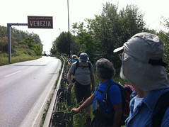 Tratto difficoltoso verso Venezia (Braccio Nordest)
