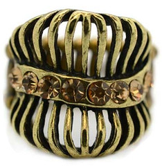 5th Avenue Brass Ring P4310A-5