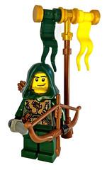 Character Intro- Lenfald: Abner of Darrenspur (aardwolf_83) Tags: lego minifig lor minifigure roawia lenfald darrenspurr
