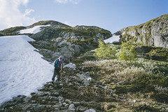 image013_1 (Frederik Floor) Tags: film analog 35mm jotunheimen nikonf4 besseggen fjellsport