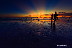 Boracay Sunset (ericmontalban) Tags: