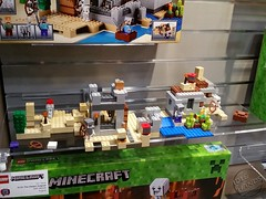 Toy Fair 2015 LEGO Minecraft 29 (IdleHandsBlog) Tags: toys lego videogames buildingsets minecraft toyfair2015