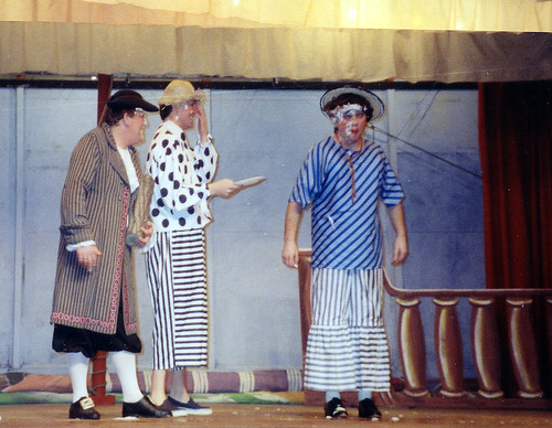1994 Dick Whittington 31 (from left Kerry Morley,Roy Richie,Ross Crowe)