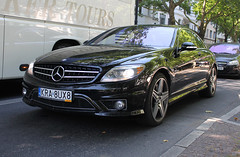 Poland (Krakowski) - Mercedes-Benz CL 63 AMG C216 (PrincepsLS) Tags: berlin germany mercedes benz poland krakow plate polish 63 license kra cl spotting amg krakau krakowski powiat cl63