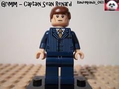 Captain Sean Renard (Random_Panda) Tags: lego figure minifig legominifigure minifigure minifigures legominifig legomoc legofigure legofigures legominifigs legominifigures legocharacters legotv legopurist legopuristcustoms legocustompurist legotelevision legogrimm