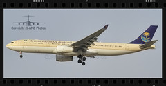 HZ-AQB (EI-AMD Photos) Tags: airport dubai photos aviation international airbus saudi arabian airlines a330 omdb hzaqb eiamd