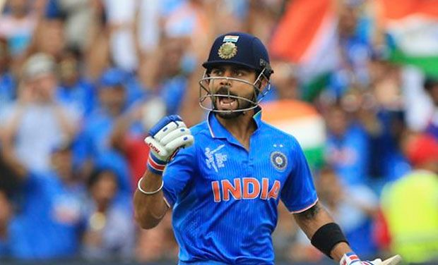 WC 2015 IND vs PAK: India thump Pakistan by 76 runs, make it 6-0
