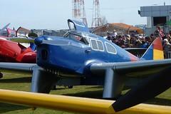 Miles Falcon Six M 3.C (Fotero) Tags: madrid fio historia aviacion cuatrovientos exhibicionarea