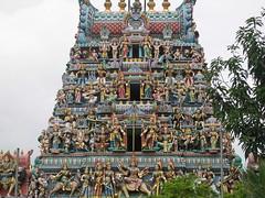 Sri Mariamman Gopuram
