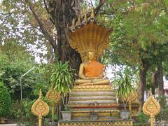 Sitting Buddha Wat Phra Keaw