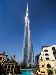 Burj Khalifa, edificio más alto del mundo. Dubai, Emiratos Árabes Unidos. (Luis Pérez Contreras) Tags: cruise las costa persian dubai gulf y olympus enero emirates khalifa arab una serena arabian febrero noches mil omd golfo burj crucero em1 omán 2015 árabes cruceros emiratos em5 pérsico crociere arábigo burjkhalifa