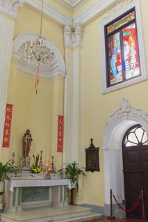 聖老楞佐堂(Igreja de São Lourenço)
